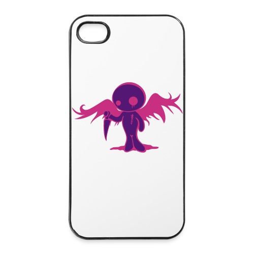 Gefallener Engel - iPhone 4/4s Hard Case