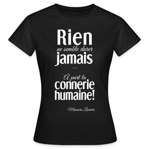 Mansara (dame) - T-shirt Femme