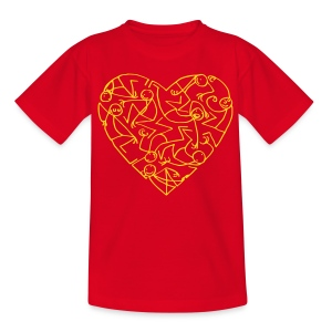 ELYX LOVE_KID - Kids' T-Shirt