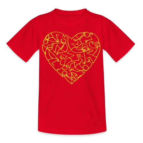 ELYX LOVE_KID - Kids' T-Shirt