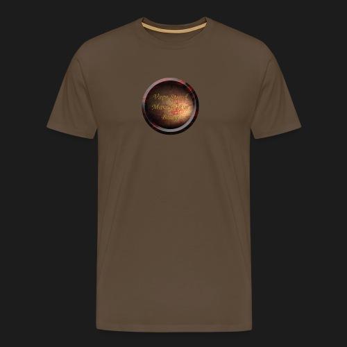 Vape Stand Manufaktur Bauer - Männer Premium T-Shirt