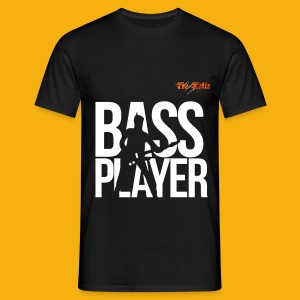 Bass player - T-shirt Homme