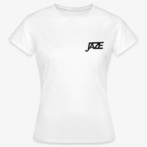 The JaZe vrouwen t-shirt - Vrouwen T-shirt