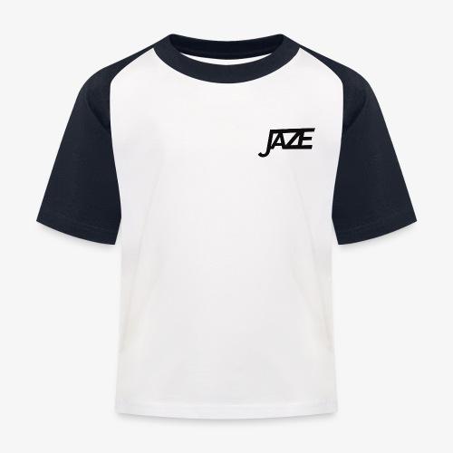 The JaZe baseball t-shirt - Kinderen baseball T-shirt