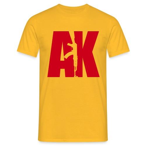 AK47 RED - Men's T-Shirt