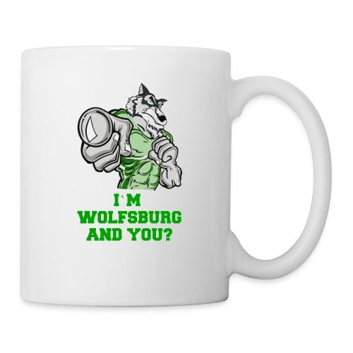 I`M WOLFSBURG AND YOU? - Tasse