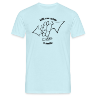 T-Shirts ~ Männer T-Shirt ~ Kill em with a smile