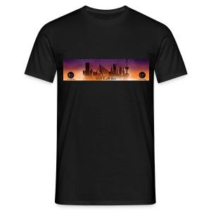 T-Shirt | 010 Kappers BLACK (Men) - Men's T-Shirt