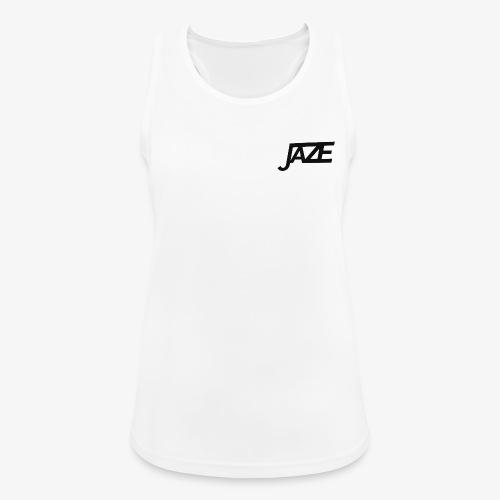 The JaZe Vrouwen tanktop - Vrouwen tanktop ademend