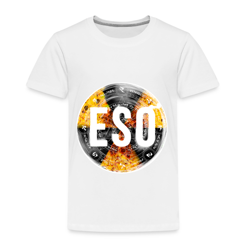 ESO Logo Classic (Kids) - Kids' Premium T-Shirt