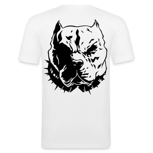 T-shirt NSA 2016 blanc - T-shirt près du corps Homme