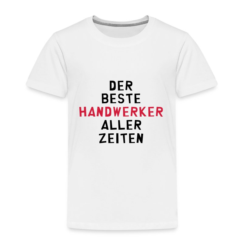 handwerker handwerkerin handwerk kunsthandwerk t shirt spreadshirt. Black Bedroom Furniture Sets. Home Design Ideas