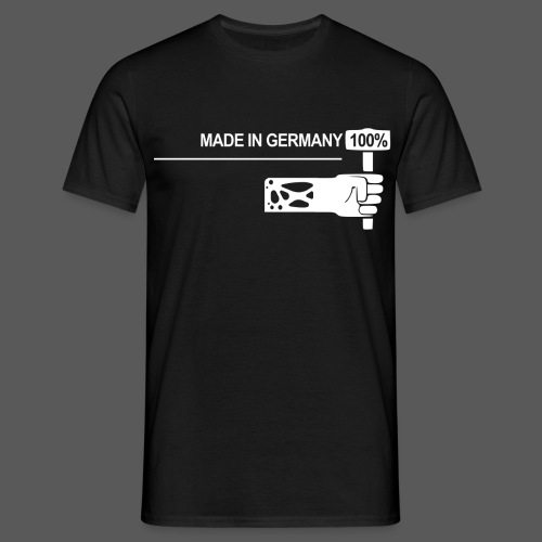 100% Made in Germany - Männer T-Shirt