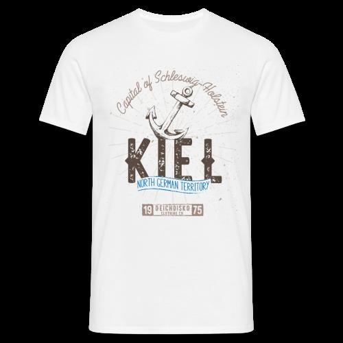 Deichdisko T-Shirt Kiel - Männer T-Shirt