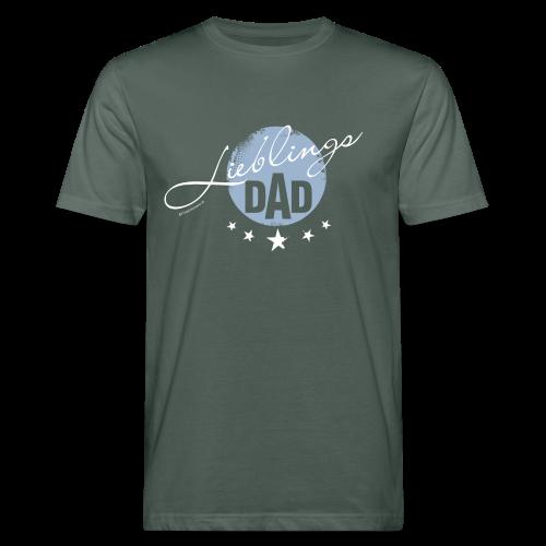 Lieblings DAD - Männer Bio-T-Shirt