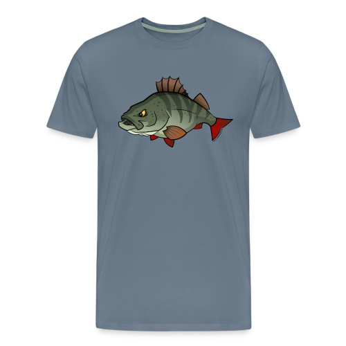 Red River Perch - Men's Premium T-Shirt