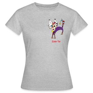 T-shirt près du corps Femme - Ziggy Tar - T-shirt Femme