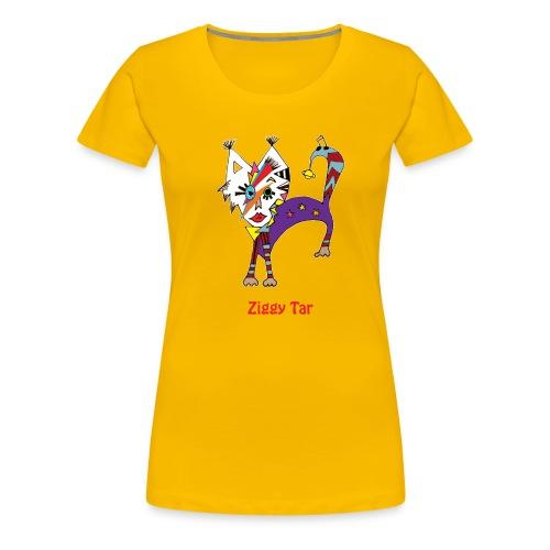 T-shirt Premium Femme - Ziggy Tar - T-shirt Premium Femme