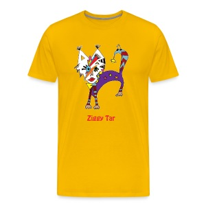 T-shirt Premium Homme - Ziggy Tar - T-shirt Premium Homme