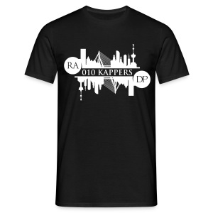 T-Shirt | 010 Kappers II BLACK (Men) - Men's T-Shirt