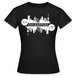 T-Shirt | 010 Kappers II BLACK (Women) - Women's T-Shirt