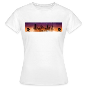 T-Shirt | 010 Kappers WHITE (Women) - Women's T-Shirt