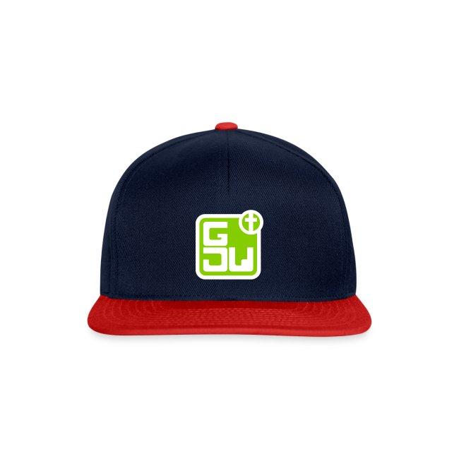 GJW Cap 2-farbig mit Logo