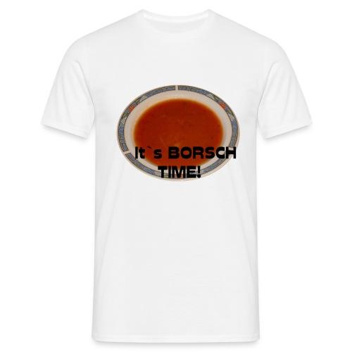 Das Borsch Shirt! - Männer T-Shirt