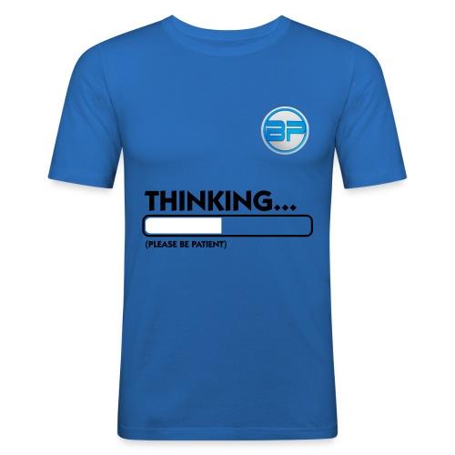 blue tshirt benjipinch - Men's Slim Fit T-Shirt