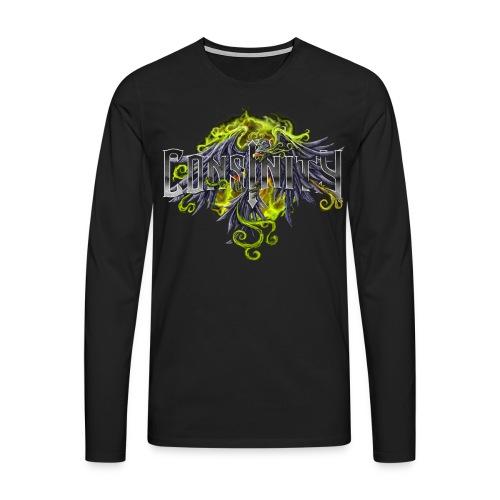 Consinity Long Sleeve Shirt - Men's Premium Longsleeve Shirt