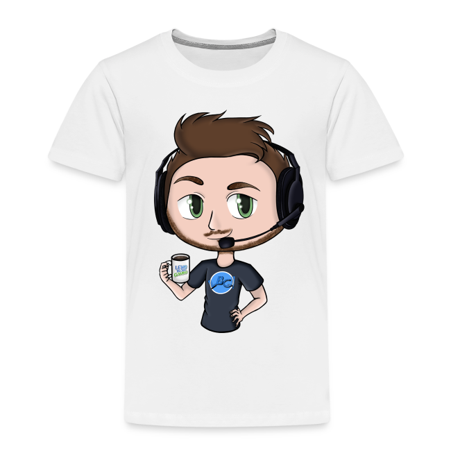 Kids T-Shirt: With Added Face