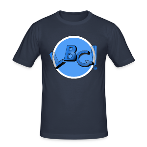 LBG! Official T-Shirt - Men's Slim Fit T-Shirt