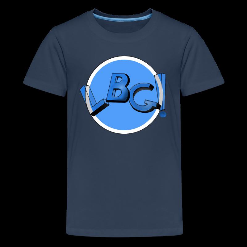 Teenage T-Shirt: LBG! - Teenage Premium T-Shirt