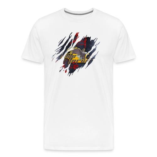Ripped Blood Shirt - Männer Premium T-Shirt
