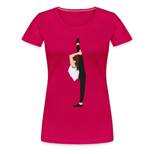 gym - Frauen Premium T-Shirt