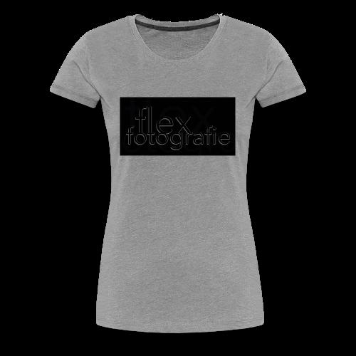 Flex Shirt grau - Frauen Premium T-Shirt