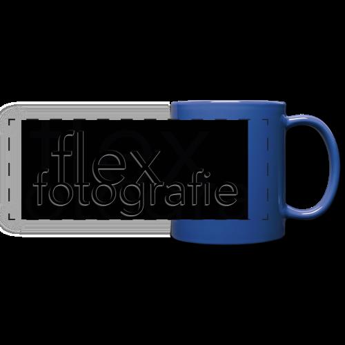 Flex Tasse - Panoramatasse farbig