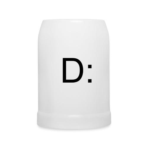 D: Bierkrug - Bierkrug