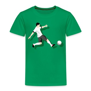 Kinder T-Shirt Kick it! - Kinder Premium T-Shirt
