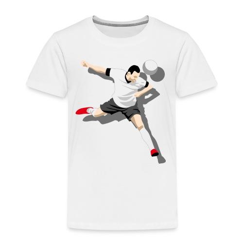 Kinder T-Shirt Kick it! - Kinder Premium T-Shirt