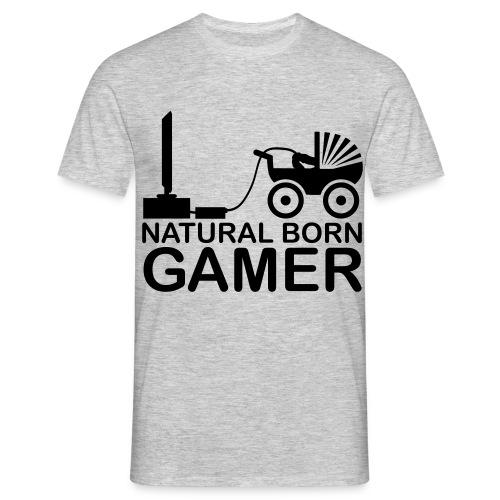 Bébé Gamer - T-shirt Homme