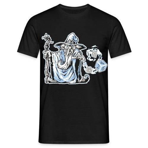 Grand half le lanceur de dé ! - T-shirt Homme