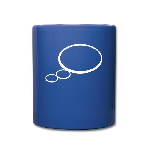 DENKEN MUG - Tasse einfarbig