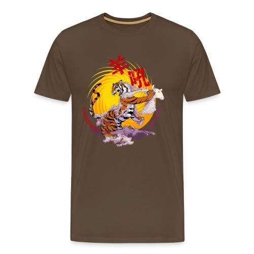 T-shirt_Le mouton rugit_H - T-shirt Premium Homme
