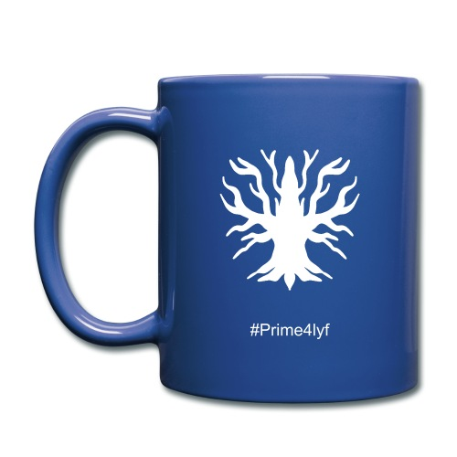 #Prime4lyf Mug / Cup - Full Colour Mug