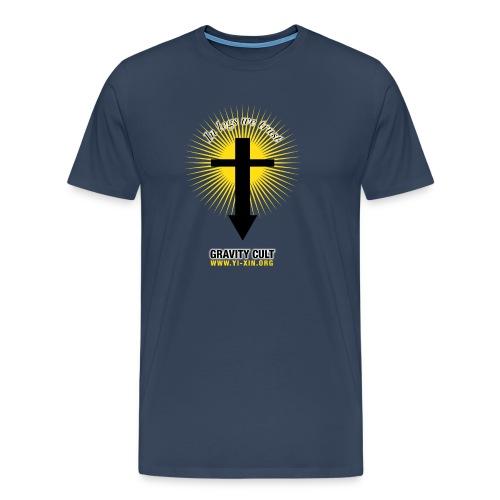 T-shirt_Gravity Cult_H - T-shirt Premium Homme