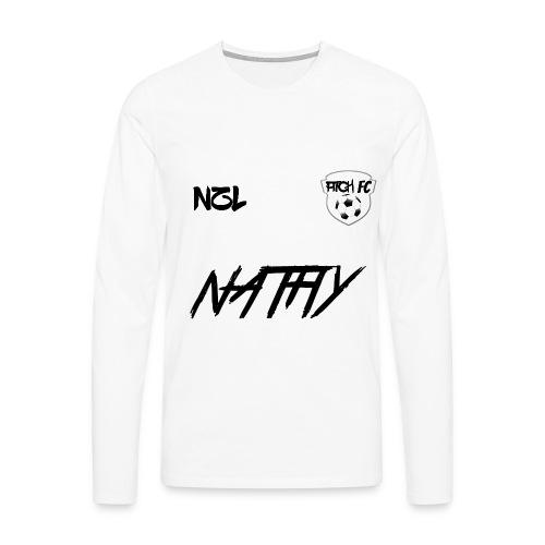 Men's Pitch FC Shirt - Men's Premium Longsleeve Shirt