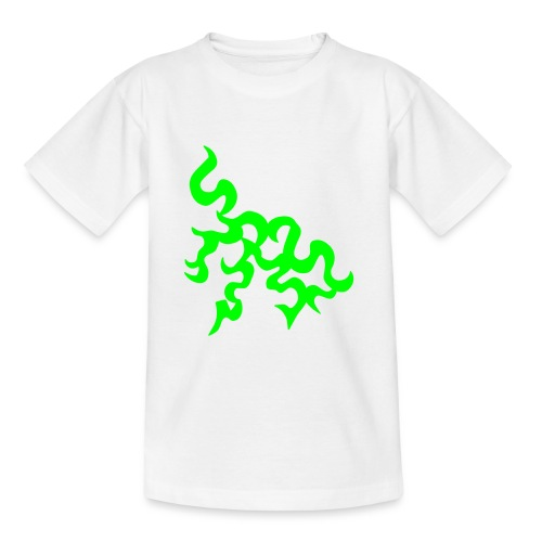 Kids White t-shirt - Teenage T-Shirt