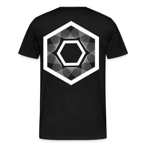design - Premium-T-shirt herr