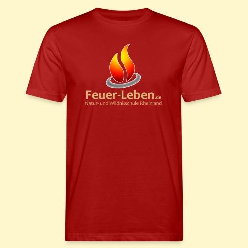 TeamShirt grün - Männer Bio-T-Shirt